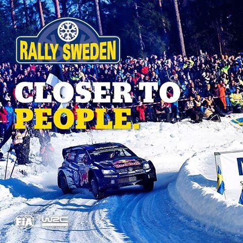 Rallye de Suède 2016