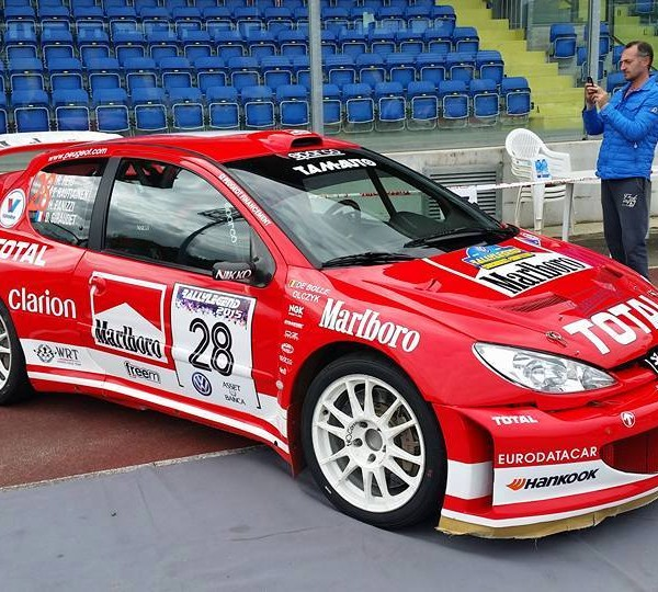 206 WRC2 C44 P. OLCZYK