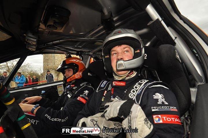 Saison 2016 de la Peugeot 208 Rally Cup